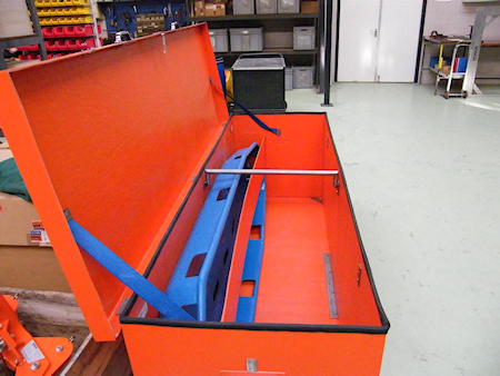 Rescue Basket Stretcher D90 rescue water victims drownings box