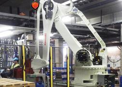 Valbeveiliging Vallastbeveiliging robotarm beveiligen