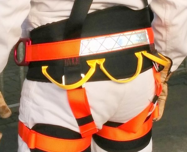 Safety harness FBH-20 rope-access
