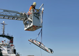 Rescue evacuation rescue stretchers