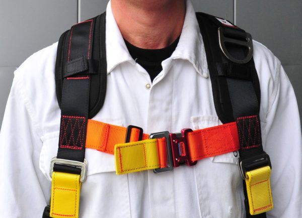 Safety harness FBH-60 (universal and firefighters)