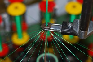 Kernmantel rope lifeline Performance Static (Edelrid)