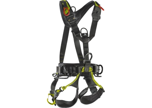 Vertic triple lock harness (Edelrid)